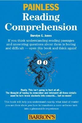 Image for Painless Reading Comprehension (Barron's Painless Series)