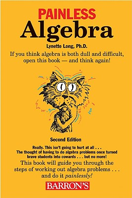 Image for Painless Algebra, Second Edition