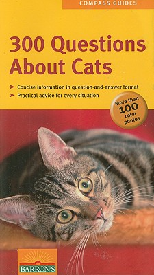 Image for 300 QUESTIONS ABOUT CATS