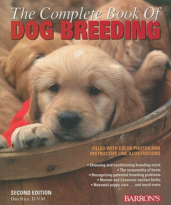 Image for The Complete Book of Dog Breeding