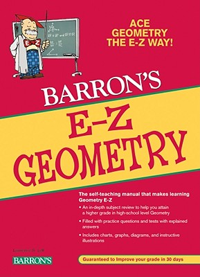 Image for E-Z Geometry (Barron's E-Z Series)