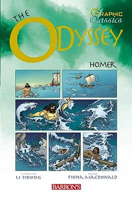 Image for The Odyssey (Graphic Classics)