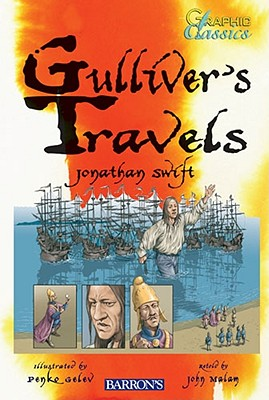 Image for Gulliver's Travels (Graphic Classics)
