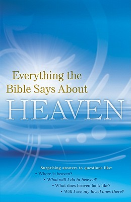 Image for Everything Bible Says Heaven