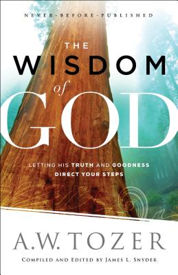 Image for The Wisdom of God: Letting His Truth and Goodness Direct Your Steps