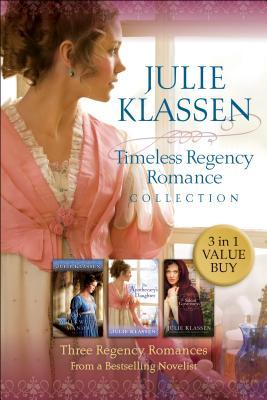 Image for Timeless Regency Romance Collection: Three Regency Romances