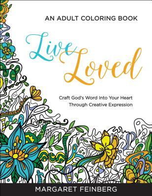 Image for Live Loved Coloring Book