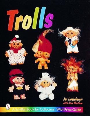Trolls (Schiffer Military History), Lindenberger, Jan; Martone, Joel