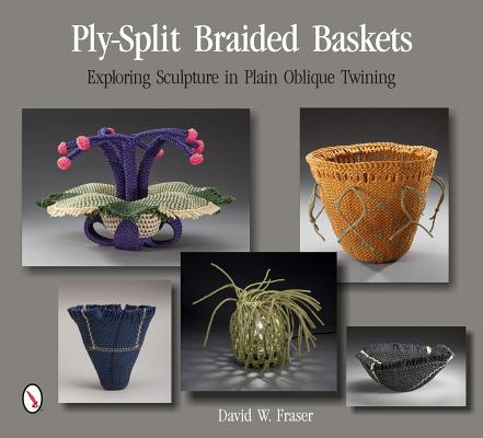 Image for Ply-Split Braided Baskets: Exploring Sculpture in Plain Oblique Twining