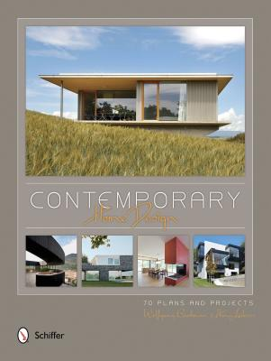 Contemporary Home Design: 70 Plans and Projects, Bachmann, Wolfgang; Lederer, Arno