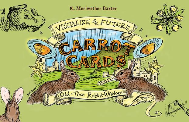 Image for Carrot Cards: Old-Time Rabbit Wisdom