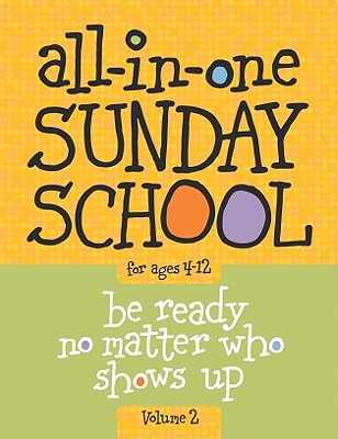 Image for All-in-One Sunday School Volume 2: When you have kids of all ages in one classroom