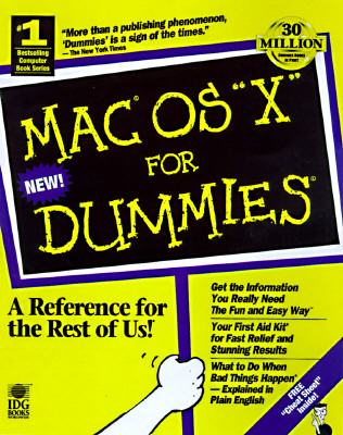 Image for Mac OS 8 for Dummies: A Reference for the Rest of Us!