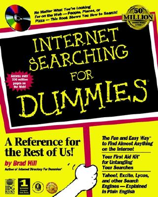 Image for Internet Searching For Dummies?