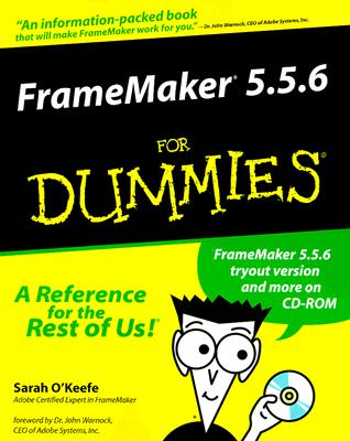 Image for Framemaker 5.5.6 for Dummies