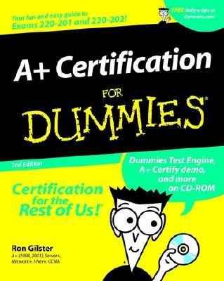 Image for A+ Certification For Dummies