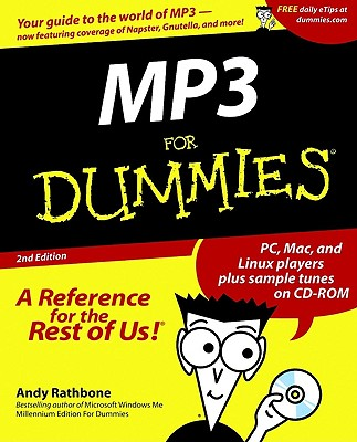 MP3 For Dummies (For Dummies (Computers)), Andy Rathbone