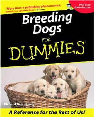 Image for Breeding Dogs For Dummies