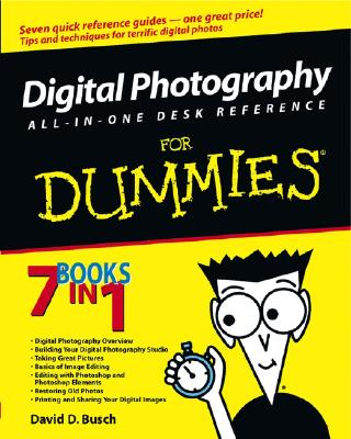Image for Digital Photography All-in-One Desk Reference For Dummies