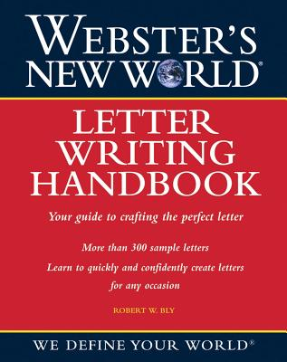 Image for Webster's New World Letter Writing Handbook