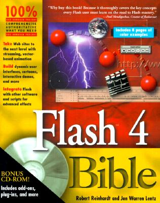 Image for Flash 4 Bible
