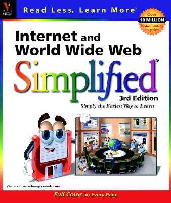 Image for Internet and World Wide Web Simplified (3-D VISUAL SERIES)