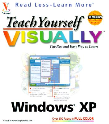 Image for Teach Yourself Visually Windows Xp