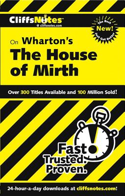 Image for CliffsNotes on Wharton's The House of Mirth (Cliffsnotes Literature)