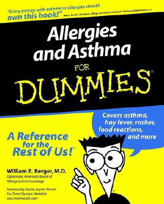 Image for Allergies and Asthma For Dummies