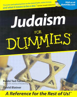 Judaism For Dummies, Ted Falcon; David Blatner