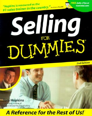 Image for Selling for dummies