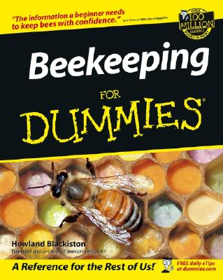 Image for Beekeeping For Dummies