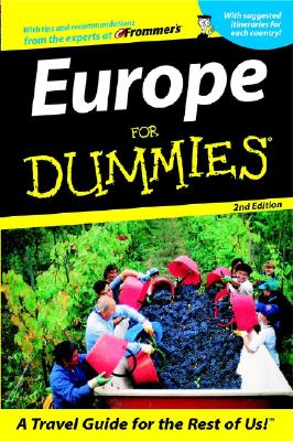 Image for Europe for Dummies, Second Edition