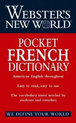 Webster's New WorldPocket French Dictionary, Chambers Harrap Publishers Ltd.