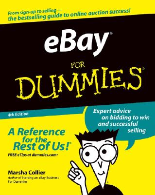 Image for eBay For Dummies Collier, Marsha