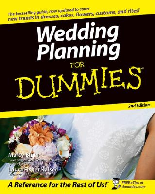 Image for Wedding Planning For Dummies