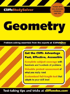 Image for CliffsStudySolver Geometry