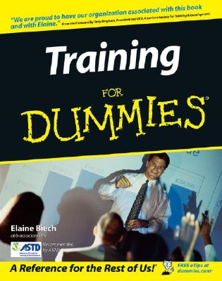 Image for TRAINING FOR DUMMIES