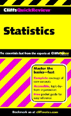 Image for CliffsQuickReview Statistics