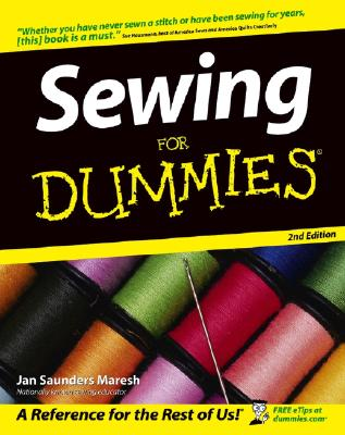 Image for Sewing For Dummies