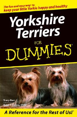 Image for Yorkshire Terriers For Dummies