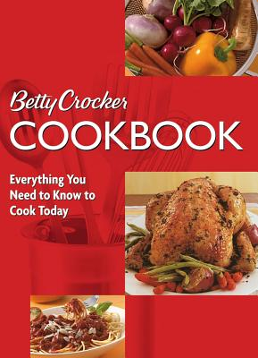 Betty Crocker Cookbook, 10th Edition (Combbound) (Betty Crocker Books), Betty Crocker