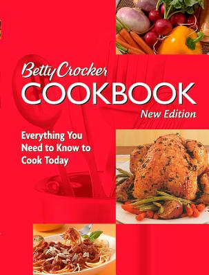 Image for Betty Crocker Cookbook: Everything You Need to Know to Cook Today