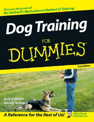 Image for DOG TRAINING FOR DUMMIES 2ND EDITION
