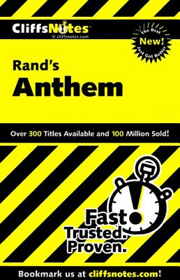 Image for CliffsNotes on Rand's Anthem (Cliffsnotes Literature Guides)