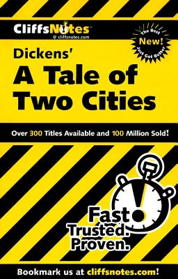 Image for CliffsNotes on Dickens' A Tale of Two Cities (CLIFFSNOTES LITERATURE)