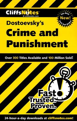 CliffsNotes on Dostoevsky's Crime and Punishment (Cliffsnotes Literature Guides), Roberts, James L