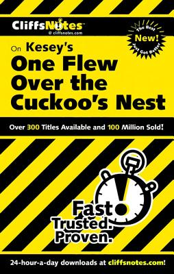 Image for CliffsNotes on Kesey's One Flew Over the Cuckoo's Nest (Cliffsnotes Literature Guides)