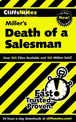 Image for CliffsNotes on Miller's Death of a Salesman (Cliffsnotes Literature Guides)