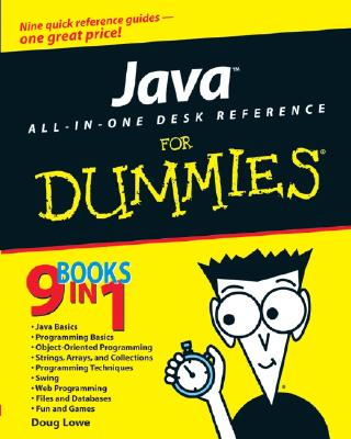 Image for Java All-In-One Desk Reference For Dummies